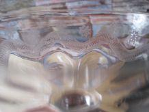 5 Coupes à champagne ancienne ciselée, début 20ème,