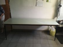 Table Mullca de cantine scolaire