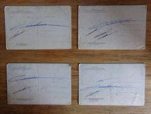 Cartes postales Air Algérie
