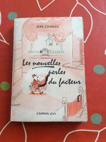 LES PERLES DU FACTEUR de JEAN-CHARLES 1960 Ed: CALMANN-LÉVY