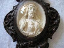 Bénitier reliquaire, époque Napoléon III
