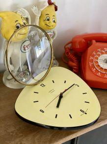 Horloge murale Vedette vintage