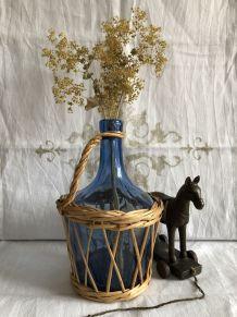 Bonbonne bleu lagon