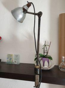 Lampe industrielle MAZDA 1930