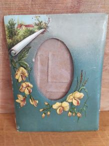 Cadre porte photo vintage