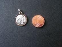 médaille sainte vierge 16 mm