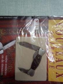 Couteau os de mouton- Couteaux de France