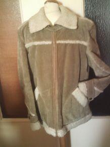 Manteau  taille 54 sans marque