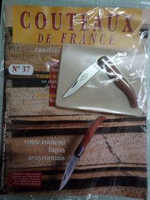 Couteau façon aveyronnais- Couteaux de France