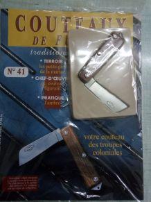 Couteau des troupes coloniales- Couteaux de France
