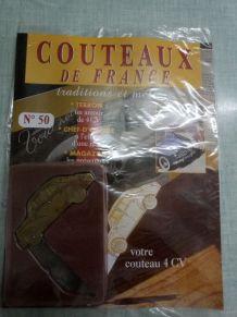 Couteau 4CV- Couteaux de France