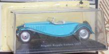 Miniature Bugatti Royale Type 41 Cabriolet Esders 1927