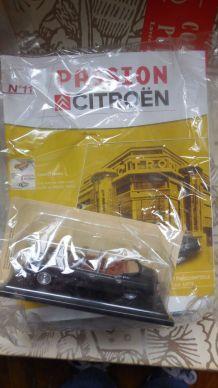 Miniature SM Présidentielle noire de 1972 Passion Citroen