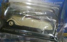 Miniature 402 Eclipse 1936 Peugeot Collection