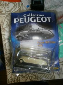 Miniature 402 Eclipse 1936 Peugeot Collection