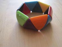 Bracelet réglable par élastique