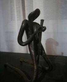 Statuette de très belle facture années 75/80
