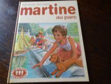 Martine au parc 1967