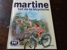 Martine fait de la bicyclette 1977