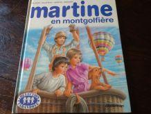 Martine en montgolfière 1983