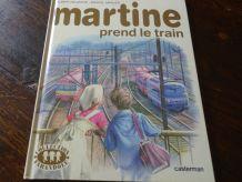 Martine prend le train 1978