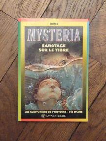 Sabotage Sur Le Tibre- Philippe Andrieux- Mysteria n°903