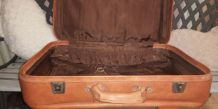 Ancienne valise cuir