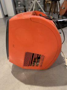 Television orange annees 70
