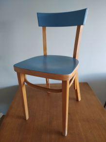 Chaise de Bar rénovée