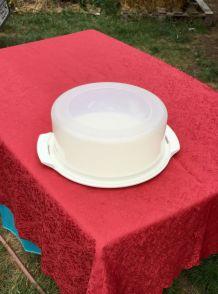 Plateau/Boîte hermétique à Gâteau