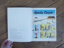 Lucky Luke- Apache Canyon- René Goscinny- Hodder and Stought