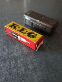 Boite à bougie KLG+ petite boite KLG + carton