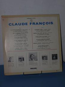 33 Tours Claude François 1963