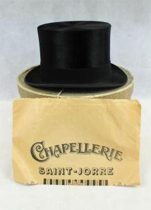 """Chapeau """"Haut de Forme"""" en Taupe (France, Paris, Saint-Jorre"""
