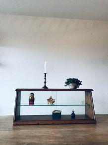 Ancienne vitrine de magasins, vitrine de bijoutier fin 18ème