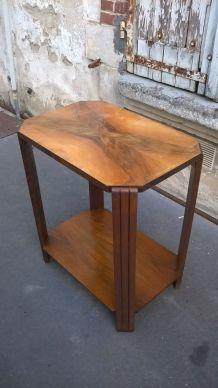 Table d'appoint art déco 1930