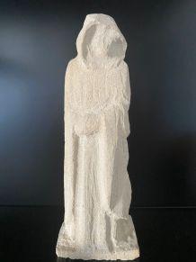 Sculpture religieuse pierre XVI eme France