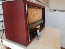 Radio Ducretet-Thomson L835 de 1956 compatible Bluetooth