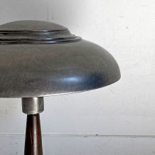 Lampe de bureau Champignon Art Déco