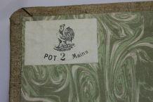 ancien grand livre comptable vierge
