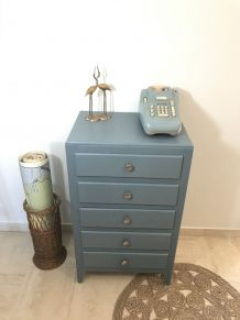 Chiffonnier Commode 1950 vintage