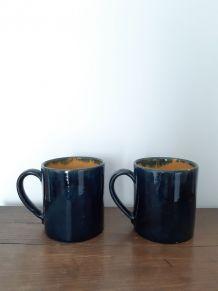 Lot tasses ceramique