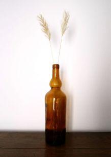 Vase ambree
