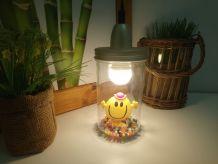 """LAMPE A POSER RECUP' """"MR BING"""""""
