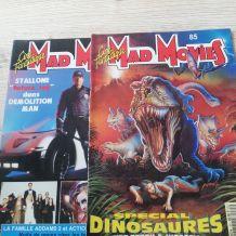 magazines mad movies