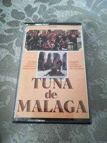 K7 audio — Tuna de Malaga