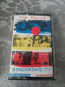 K7 audio — The Police - Synchronicity