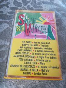 K7 audio - Saint Vincent '83 (compilation)