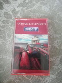 K7 audio — Antonello Venditti - Centocitta - Cassette 1