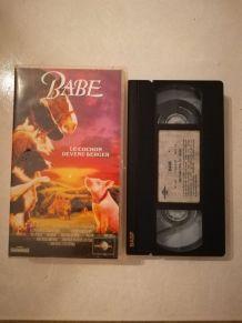 Cassette vidéo Babe